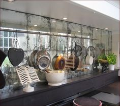 Image result for antique mirrored tiles uk