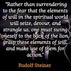 73 Rudolf Steiner: Quotes ideas | rudolf steiner, steiner, quotes