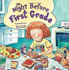 HeidiSongs First Day of School Lesson Plans - Reading The Night Before First Grade Book