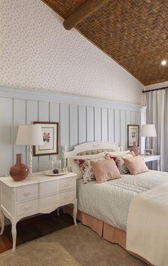 Residência 16 - Foto 14 Bedroom Furniture Design, Home Decor Bedroom, Home Design Decor, House Design, Simple House, New Room, Interiores Design, Decoration, Girls Bedroom