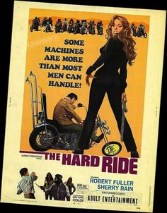 Classic Movie Posters, Movie Poster Art, Classic Movies, Biker Movies, Cult Movies, Book Posters, Cinema Posters, Vintage Movies, Vintage Posters