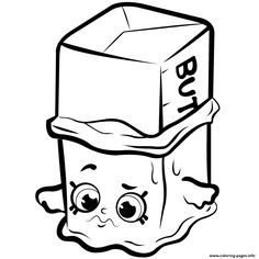 sad buttercup shopkins season coloring pages printable and coloring book to print for free find more coloring pages online for kids and adults of sad - Hopkins Coloring Pages Print