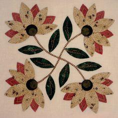 El Patchwork de Mi Casa: SAL Florabunda - 2º Bloque