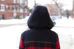 I'm so beyond excited to finally announce that the Cascade Duffle Coat pattern is now a reality! Sewing Blogs, Sewing Hacks, Sewing Tips, Sewing Ideas, Sewing Projects, Coat Patterns, Sewing Patterns, Sew Your Own Clothes, Duffle Coat