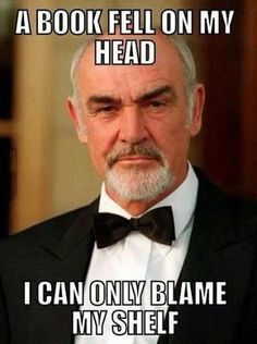 How much money is Sean Connery worth? Sean Connery is a Scottish actor and producer who has been featured in countless hit movies including. Bad Puns, Funny Puns, Haha Funny, Funny Humor, Hilarious Jokes, Nerd Humor, Funny Stuff, Funniest Memes, Memes Humor