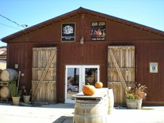 Big White House Winery and John Evan Cellars - Livermore, California