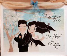 Así nos quedó el Fotocol de Helena y José Manuel !!! Precioso!!!!