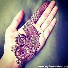 Explore Best Mehendi Designs and share with your friends. It's simple Mehendi Designs which can be easy to use. Find more Mehndi Designs , Simple Mehendi Designs, Pakistani Mehendi Designs, Arabic Mehendi Designs here. Easy Mehndi Designs, Latest Mehndi Designs, Bridal Mehndi Designs, Finger Henna Designs, Palm Mehndi Design, Arabic Henna Designs, Mehndi Designs For Girls, Mehndi Designs For Beginners, Dulhan Mehndi Designs