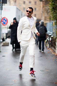 メンズ, スーツ, ホワイト, 40代〜,                                                                                                                                                                                 もっと見る