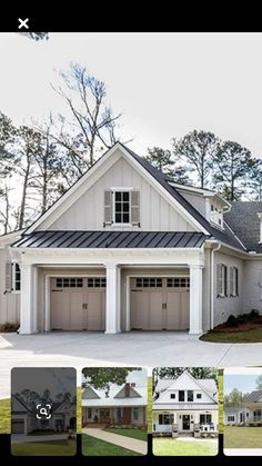 Best Metal Roof Overhang Above Garage Doors Garage Overhangs 400 x 300