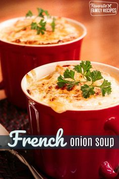 This French Onion Soup Is Way Better Than What I Have Had At Most Restaurants
