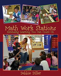 Math Work Stations: Independent Learning You Can Count On...