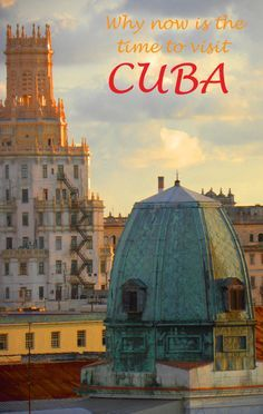 Views over Havana: http://bbqboy.net/now-time-visit-cuba/ #havana #cuba