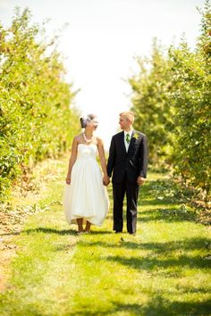 Green Country Wedding