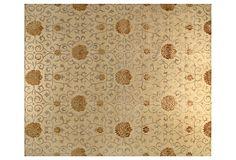 Kodari Rug, Golden Beige/Gray on OneKingsLane.com