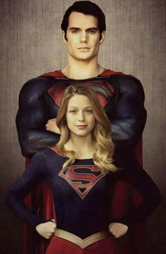 Superman. .Supergirl