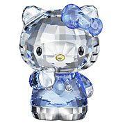 Blue Hello Kitty