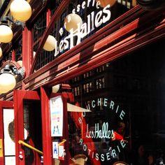 Les Halles • photo by @Katie Czuczejko Paynter • #NYC