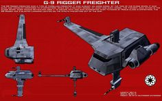 G9 Rigger freighter ortho [New] by unusualsuspex on DeviantArt