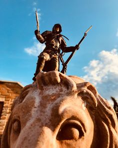 Model: Arno Dorian from McFarlane Toys - Assassin's Creed Series 4.  Environment: outdoor, tuscany garden.  Photography by Pavol Croft - toysaroundtheworld.com . . .⠀⠀⠀⠀⠀⠀⠀ .⠀⠀⠀⠀⠀⠀⠀⠀⠀ #assassinscreed #assassinscreedunity #assassinscreedorigins #assassinscreedodyssey #assassins #gamefigure Assassins Creed Unity, Assassins Creed Odyssey, Assassins Creed Origins, Arno Dorian, Figure Photography, Fantasy Paintings, Fantasy Artwork, Action Figures, Tuscan Garden