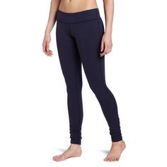 Navy Yoga Pants