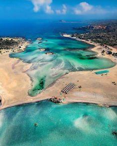 Elafonissi, Greece