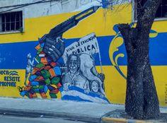 Mural La Boca