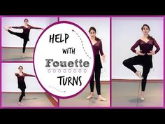 Help with Fouette Turns – Kathryn Morgan