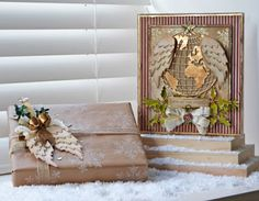 2015 That's Life: Peace On Earth  Tim Holtz Sizzix L Die FEATHERED WINGS Bigz 660990 $29.99, Tim Holtz Sizzix GLOBE Thinlits Die 660214 $12.99,