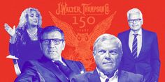 Behind the decline of the world's oldest ad agency J. Walter Thompson - Business Insider