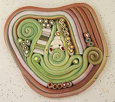 Kristie Foss Creations: Extruded Mokume Gane ~ Plus!
