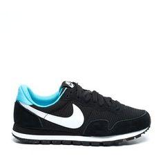 Bijzondere Nike Lage sneakers (Zwart) Lage sneakers van het merk Nike voor Dames. Uitgevoerd in Zwart in Su��de.