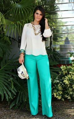 X-POSE Fashion - Linen Pants in Yellow, $32.00 (http://www ...
