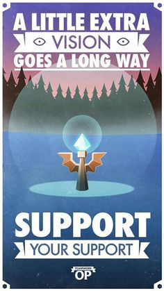 support your support