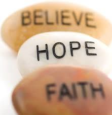 RESTORE-UP YOUR HOPE…..