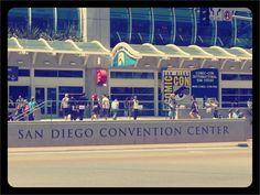 SD Convention Center.