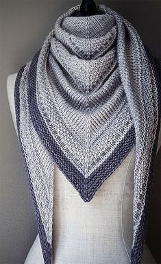 Stitch Stripe Shawl Knitting Patterns Stitch Stripe Shawl Knitting Patterns,Knit Scarf + Shawl Patterns Knitting Pattern for Simply Shawl – Rows of simple stitches, beautifully arranged to create this top down, triangular shawl, rich. Knitting Terms, Simply Knitting, Knitting Stitches, Knitting Patterns Free, Knit Patterns, Free Knitting, Knitting Ideas, Knitting Projects, Easy Patterns
