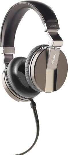 Focal Spirit Classic. Wanted: serious listeners. The Focal Spirit Classic headphones combine exceptional sound quality with cool styling and a comfortable fit.