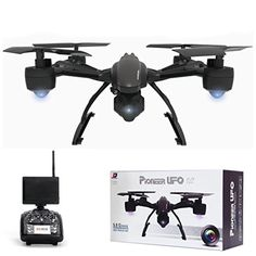 RC Quadcopter,Shien(TM)JXD 509G 5.8G FPV With 2.0MP HD Camera High Hold Mode RC Quadcopter   Monitor ** To view further for this item, visit the image link.