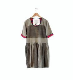 Image of Ace & Jig Military Rosemary Dress