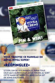 Répinglez et gagnez! #NIVEA #Contest #Win