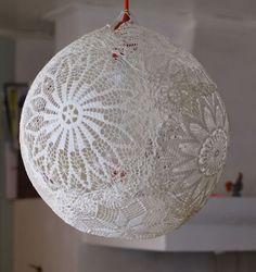 gave lamp (zelf maken)
