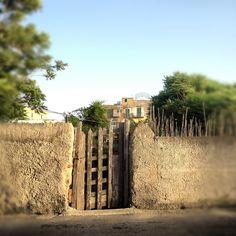 door in Ventotene