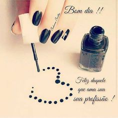"""24 Likes, 3 Comments - Crys Tigre (@crystigre) on Instagram: """"❤ #amorpelaprofissao #amooquefaço #manicure #pedicure #bomdia"""""""