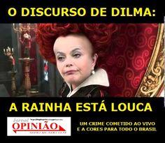 Jornal Opinião: PALANQUE DO PLANALTO – DILMA COMETE CRIME AO VIVO ...