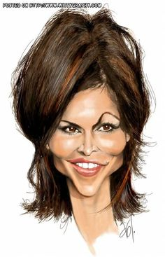 Cindy Crawford..FOLLOW THIS BOARD FOR GREAT CARICATURES OR ANY OF OUR OTHER CARICATURE BOARDS. WE HAVE A FEW SEPERATED BY THINGS LIKE ACTORS, MUSICIANS, POLITICS. SPORTS AND MORE...CHECK 'EM OUT!! http://www.pinterest.com/acontornosr/