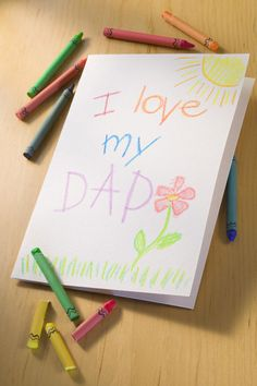 Give your dad one of these cards!