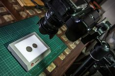 How to Photograph Coins from eHow