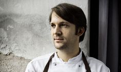 Voila! Rene Redzepi of NOMA Copenhagen... I have ancestors from DK, just sayin', and well we love to eat...