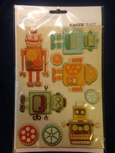 KaiserCraft   Technologic    NEW   3D by CynthiasCraftingNook, $3.00